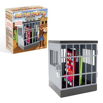 Phone Jail Cell Lock Up - Padlock and Keys