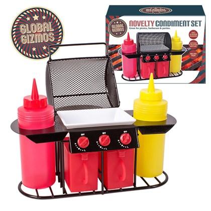 BBQ Sauce Holder Set