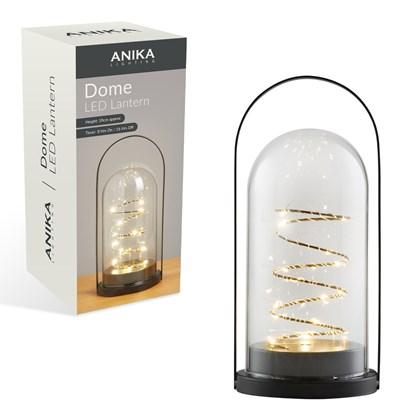Glass Dome LED Light
