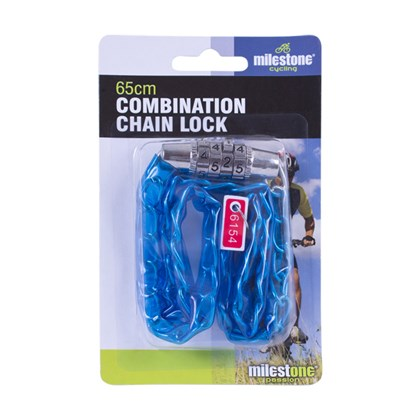 65cm Combination Chain Lock