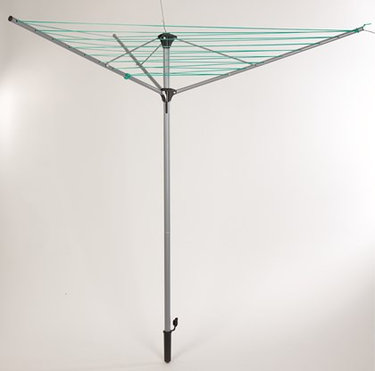 30M Outdoor Rotary Airer W/ 3 Arms