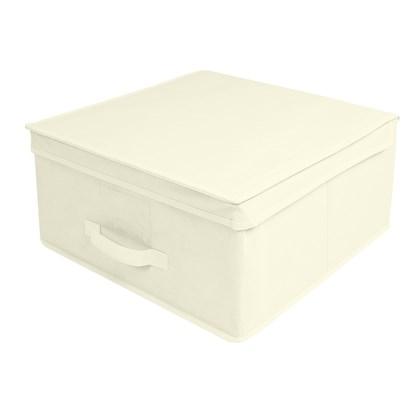 2 Pack Storage Box - Cream