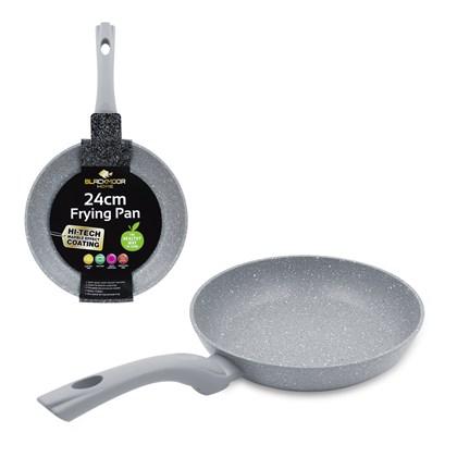 Blackmoor Home 24cm Frying Pan - Grey