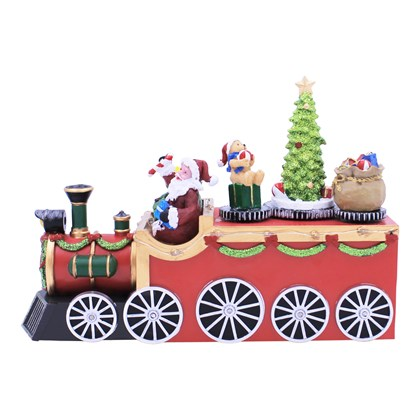 Christmas LED Train With Three Turning Functions