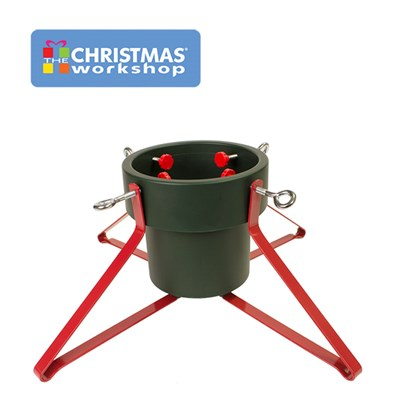 Christmas Tree Stand - Extra L -Red/Green Col Only