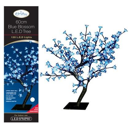 60cm Blossom Tree. 128 Led
