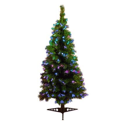 150cm/5ft Green Fibre Xmas Tree