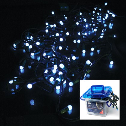 120 Blue LED Berry Chaser