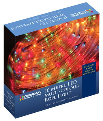10m multi coloured chaser rope light aloadofball Choice Image