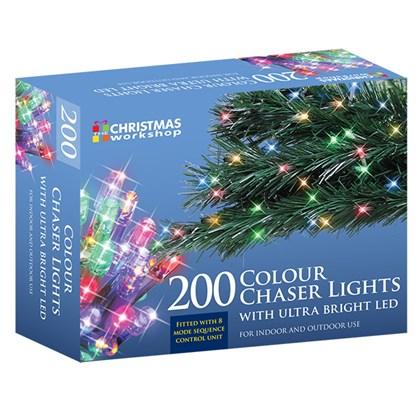 Chaser Christmas Lights.Benross