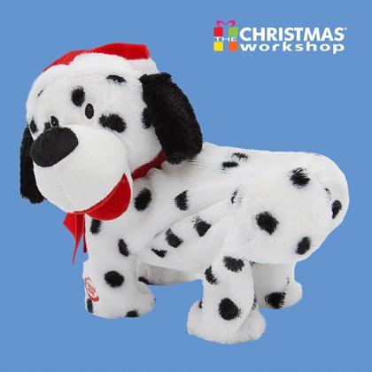 Twerking Dalmatian Dog
