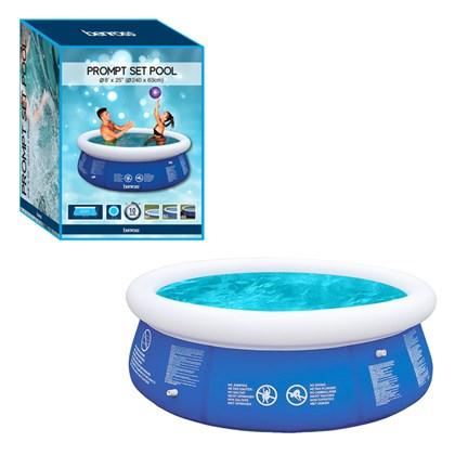 Fast Set Pool 240x63cm