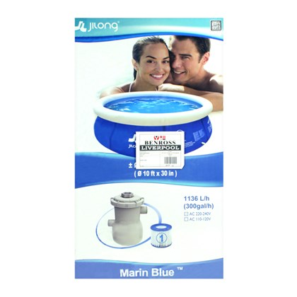 Prompt Set Pool With Pump - Extra Large 10ft