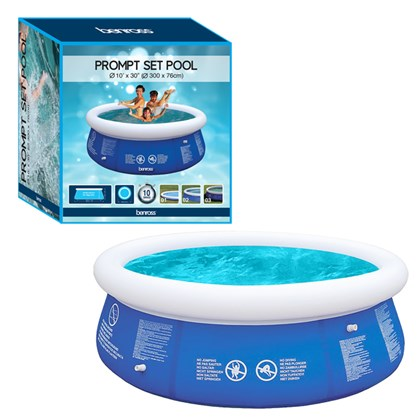 Prompt Set Pool - Extra Large 10ft