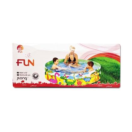 Dinosaur Rigid Pool 94x15 Inches