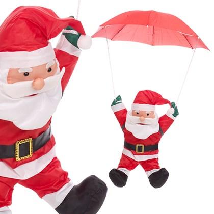 60cm Santa With Parachute