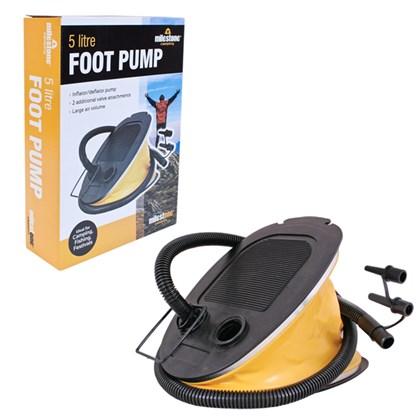 5 Litre Foot Pump