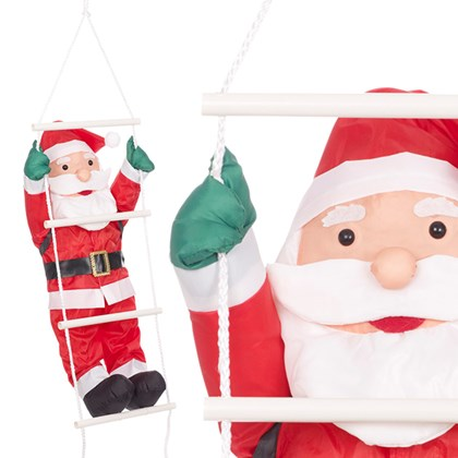 60cm Climbing Santa