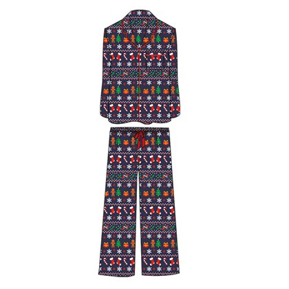 Gingerbread Man & Tree Pyjamas