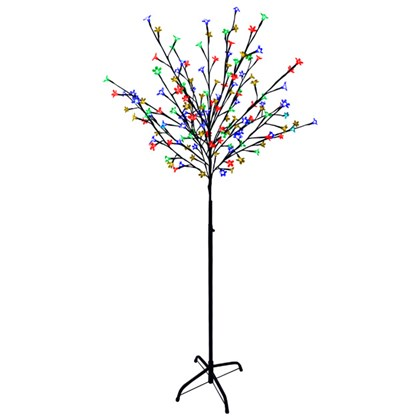 1.5m Blossom Tree - 150 LED Multi-Coloured