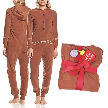 Gingerbread Onesie** M/O BOX (88670)