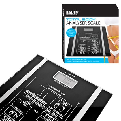 Bauer Body Analyser Scale