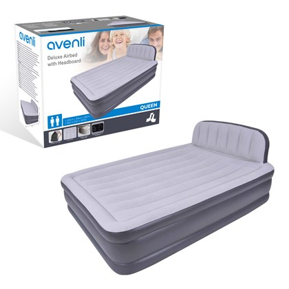 Deluxe Airbed with Headboard