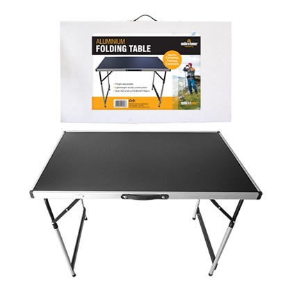 Aluminium Folding Table