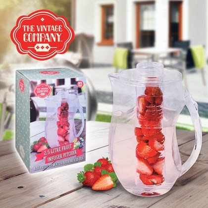 Fruit Infused Pitcher