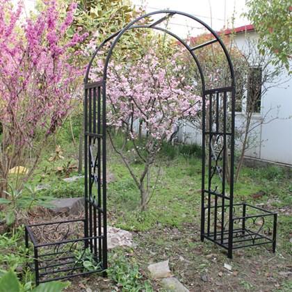Garden Arch With Planter