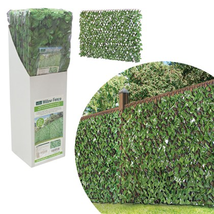 IVY Artificial Willow Fence 260x70cm