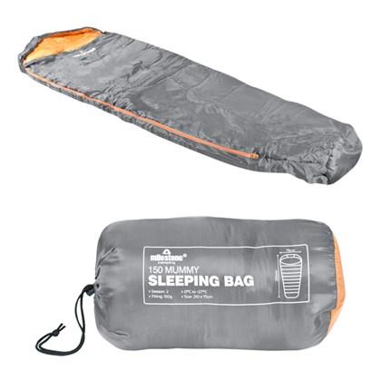Mummy Sleeping Bag - Single - 2 Seasons