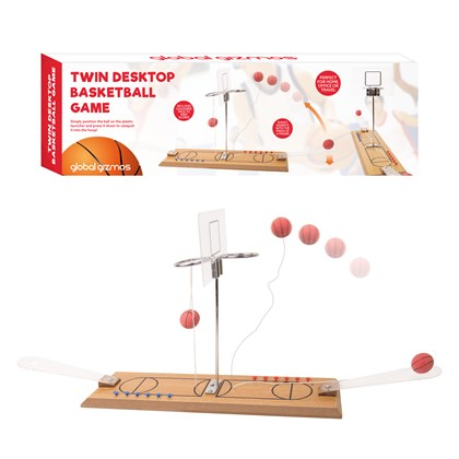 Twin Desktop Basketball Game