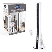 Silentnight Oscillating Bladeless Tower Fan