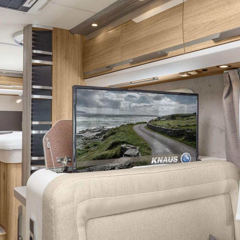 Höj- och sänkbar tv