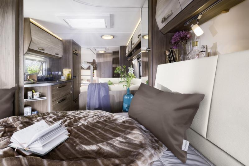 Interiör, bodel, sovrum, tvärbädd