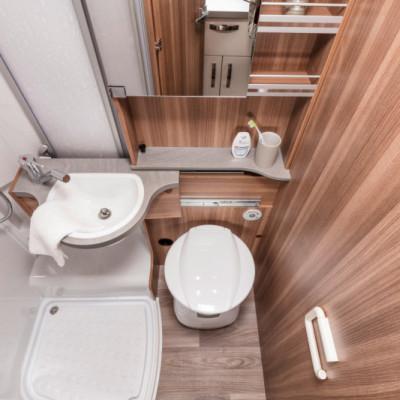 Interiör, badrum