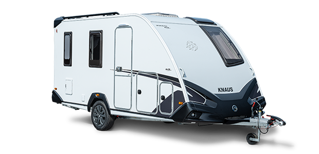 Knaus sport and fun black selection