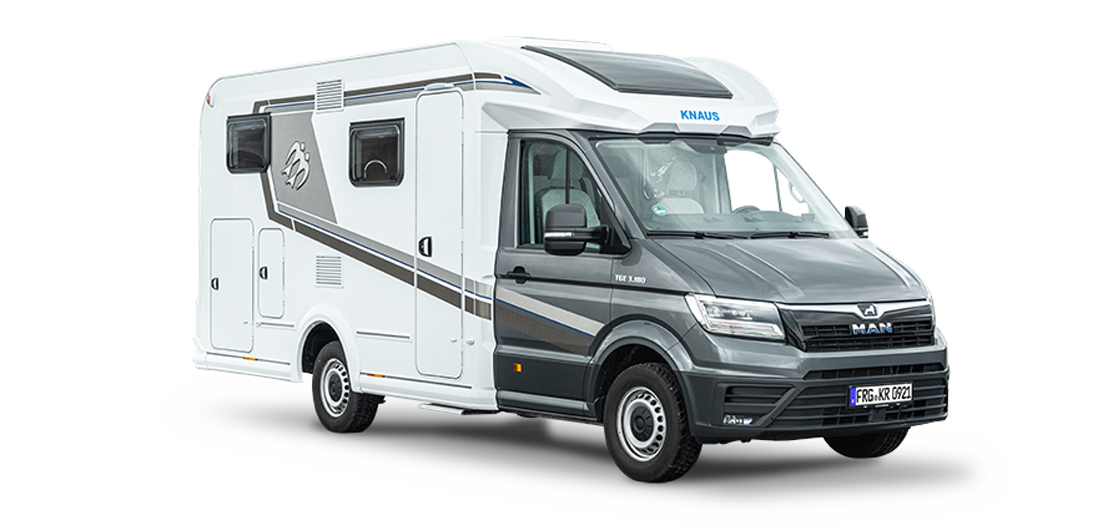 Knaus Van TI Plus Platinum Selection