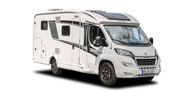 Knaus Van TI Platinum Selection