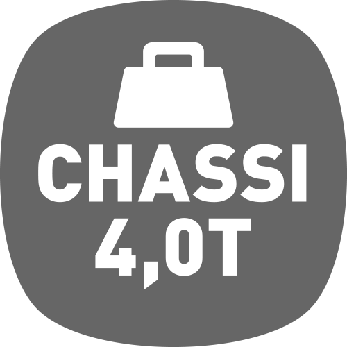 4 ton chassi