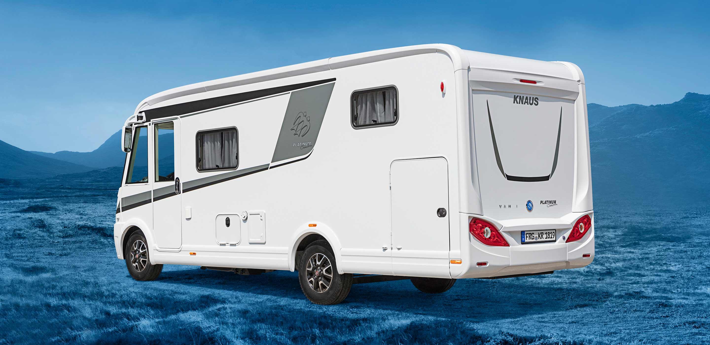 Knaus Van I Platinum Selection