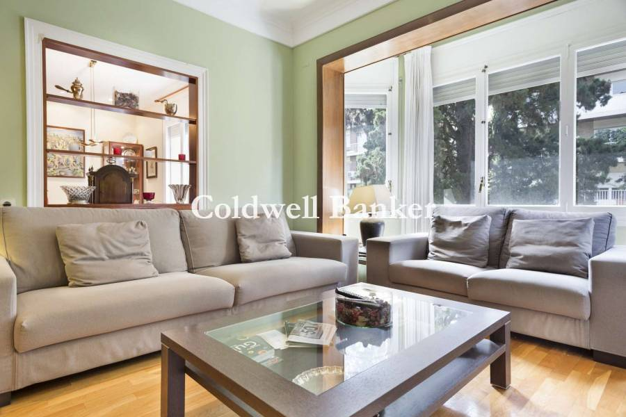 Grand appartement de 173m2 à Sant Gervasi - Galvany.