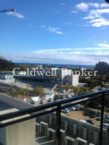 Beautiful apartment of 100 m2 with great views.