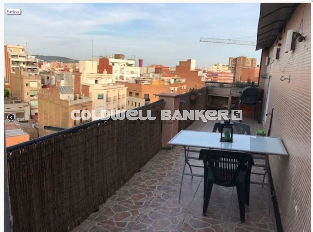 Wonderful penthouse in the center of Hospitalet