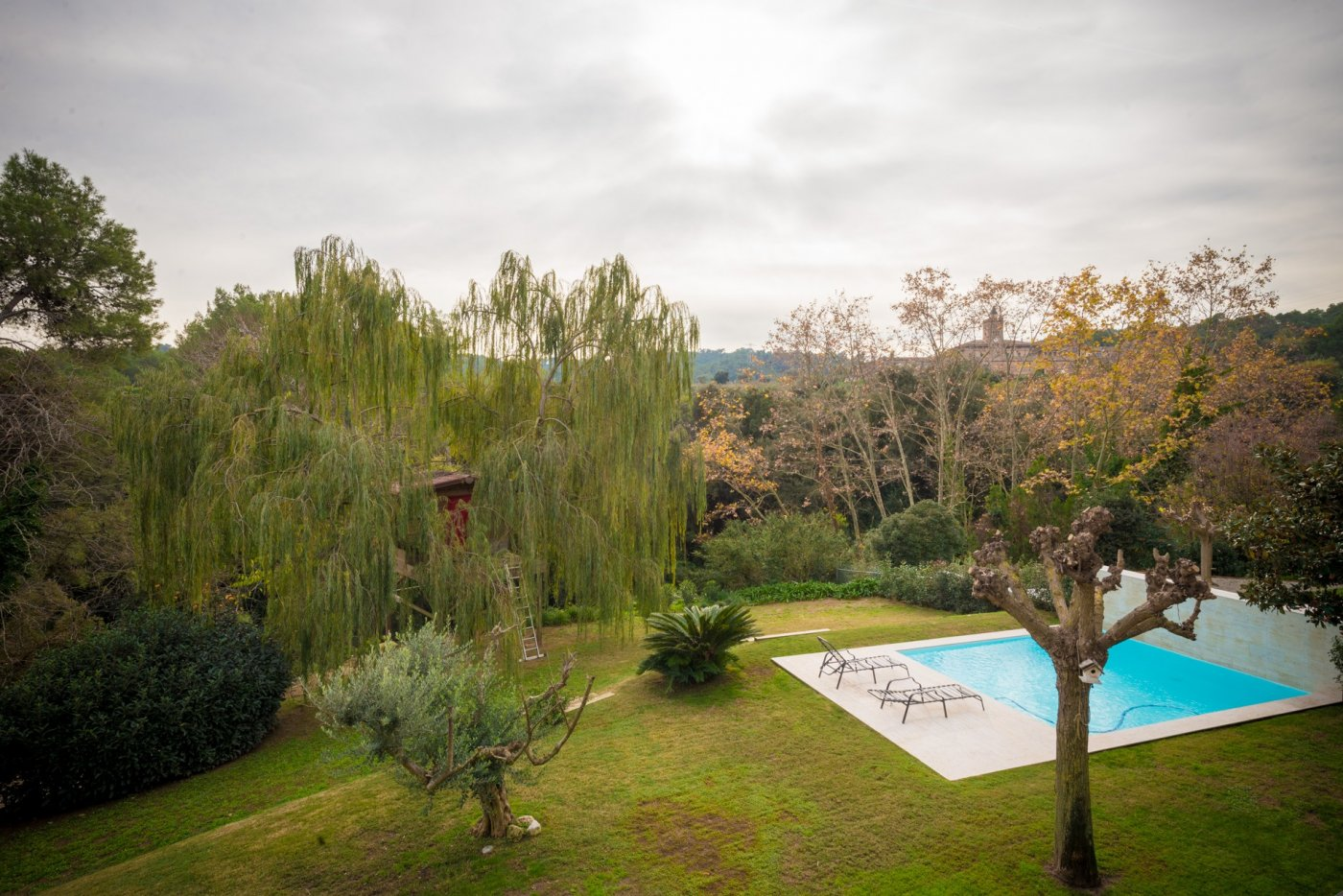 SPECTACULAR HOUSE FOR SALE IN VALLDOREIX, SANT CUGAT