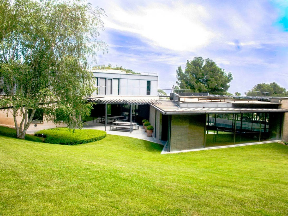 Exclusive House in Pedralbes