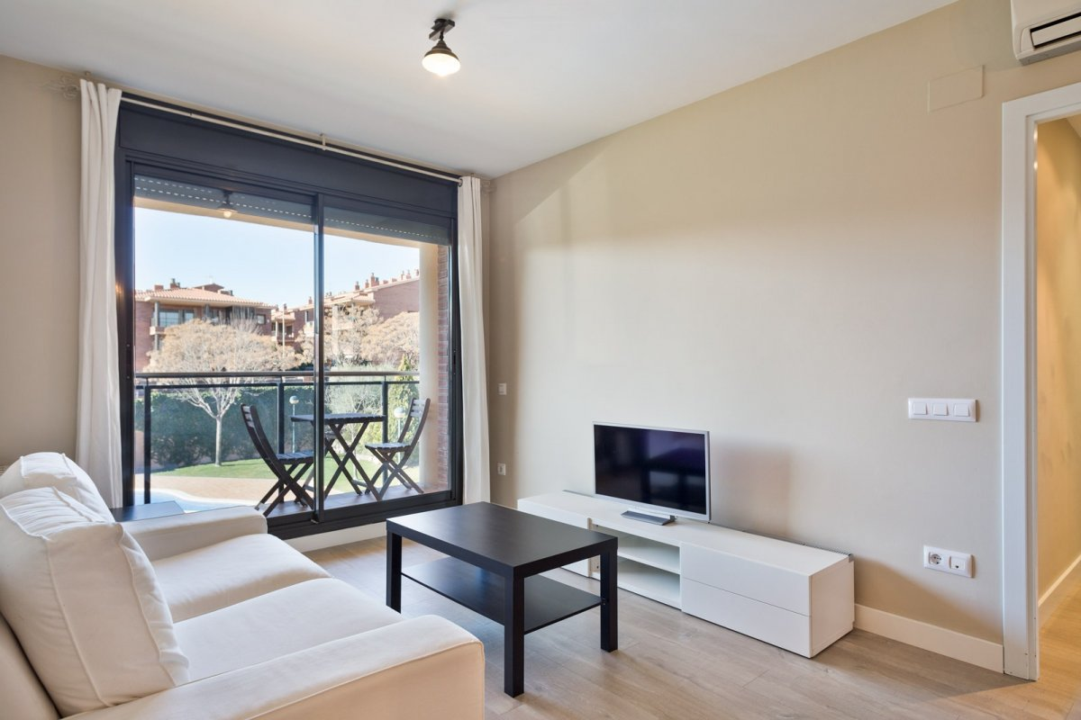 Design apartment in residential area of ​​Coll Favà