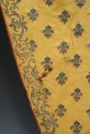 GUIDON DU RÉGIMENT CONDÉ-DRAGONS, 1776-1791, ANCIENNE MONARCHIE, RÈGNE DE LOUIS XVI. (13)