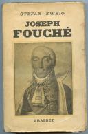 ZWEIG STEFAN : JOSEPH FOUCHÉ.